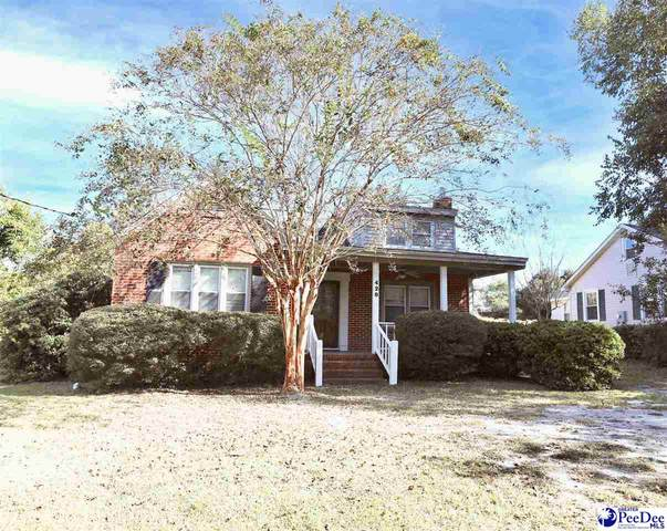 420 Woodland Drive, Florence, SC 29501 (MLS #20213822) :: Crosson and Co