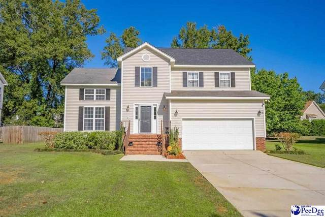 1319 Chandler Circle, Florence, SC 29505 (MLS #20213823) :: Crosson and Co