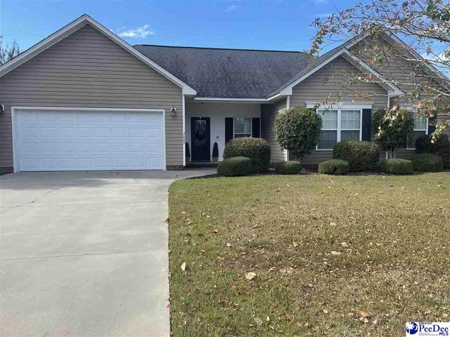 3009 Thornberry Drive, Florence, SC 29505 (MLS #20213828) :: Crosson and Co