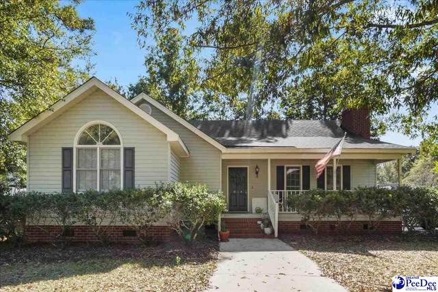 834 Mallard Hen Rd, Florence, SC 29505 (MLS #20213830) :: Crosson and Co
