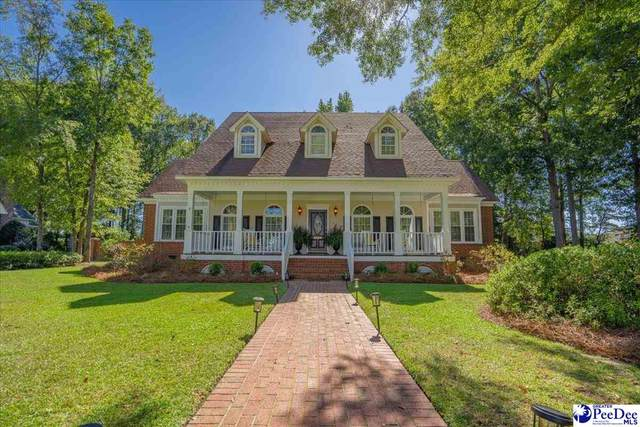 3308 Dunhill Court, Florence, SC 29501 (MLS #20213831) :: Crosson and Co