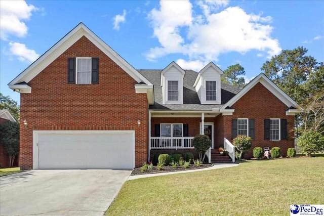 2821 Olde Mill Rd, Florence, SC 29505 (MLS #20213832) :: Crosson and Co
