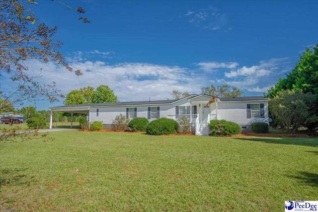 404 Laughlin Road, Marion, SC 29571 (MLS #20213847) :: Crosson and Co