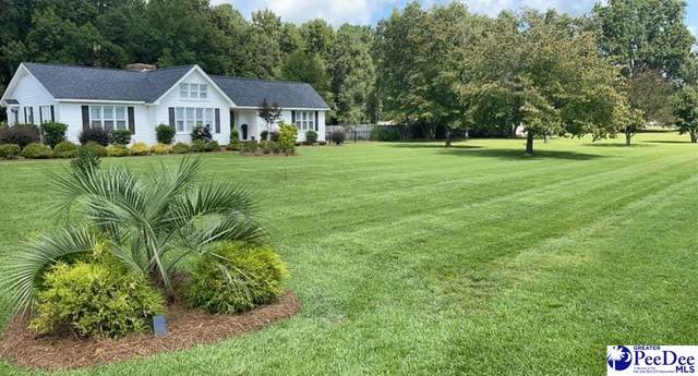 2620 Echo Woods Drive, Hartsville, SC 29550 (MLS #20213882) :: The Latimore Group
