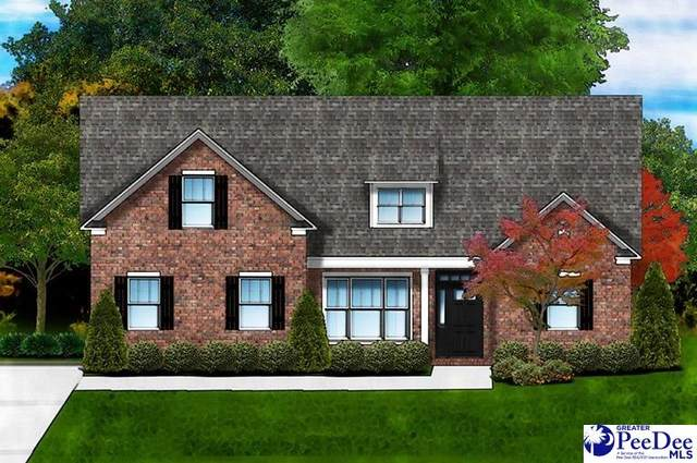617 Middleberg Way, Florence, SC 29505 (MLS #20213905) :: Crosson and Co