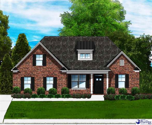 613 Middleberg Way, Florence, SC 29505 (MLS #20213906) :: Crosson and Co