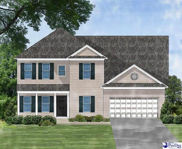621 Middleberg Way, Florence, SC 29505 (MLS #20213907) :: Crosson and Co