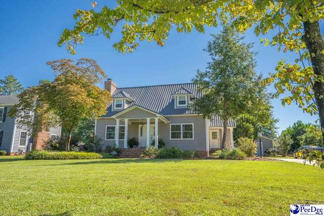 2020 S Damon Drive, Florence, SC 29505 (MLS #20213913) :: Crosson and Co
