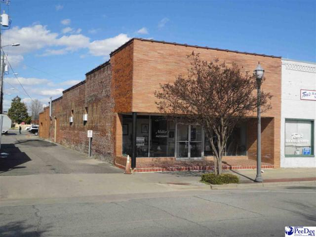 107 E Main Street, Dillon, SC 29536 (MLS #136054) :: RE/MAX Professionals