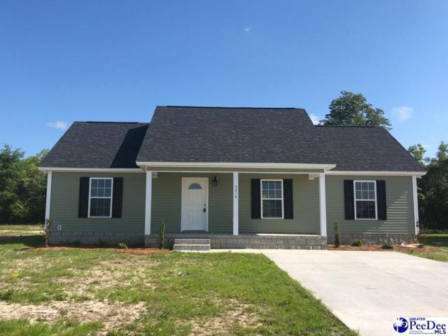 3216 Cedar Creek Lane, Florence, SC 29506 (MLS #136295) :: RE/MAX Professionals