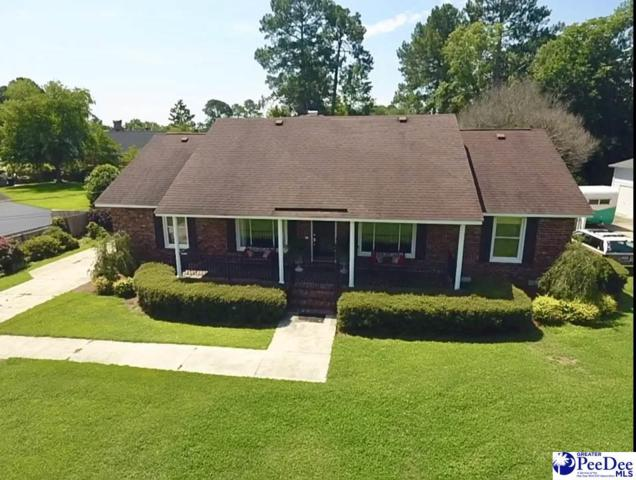628 Hawthorne Drive, Florence, SC 29501 (MLS #137406) :: RE/MAX Professionals