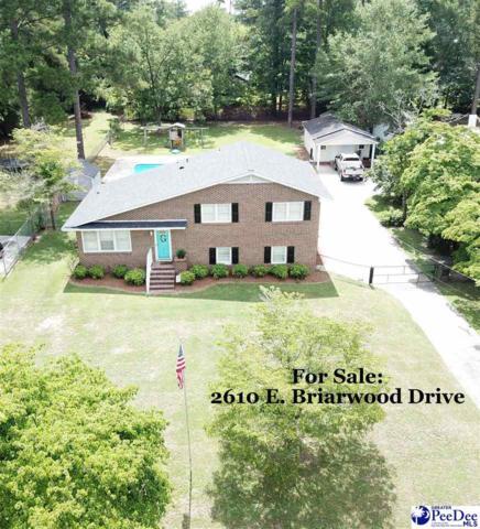 2610 E Briarwood Drive, Florence, SC 29505 (MLS #137997) :: RE/MAX Professionals
