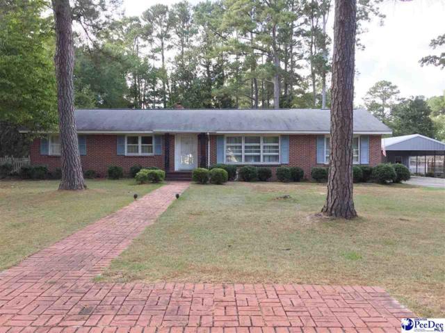 101 Georgia Drive, Darlington, SC 29532 (MLS #138518) :: RE/MAX Professionals