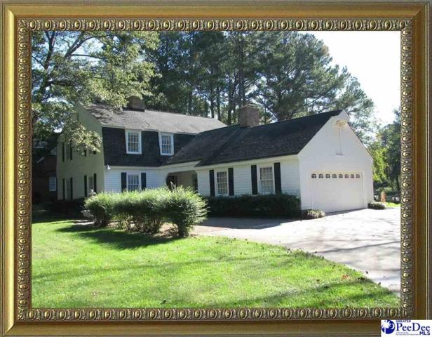 2120 Timberlane Drive, Florence, SC 29506 (MLS #138868) :: RE/MAX Professionals