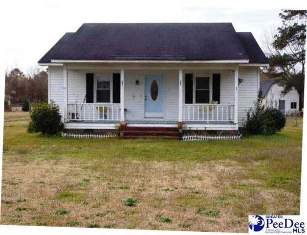 610 S Hill St, Timmonsville, SC 29161 (MLS #20190744) :: RE/MAX Professionals