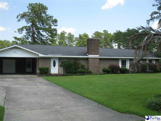 1322 Pine Lake Road, Marion, SC 29571 (MLS #20190803) :: RE/MAX Professionals