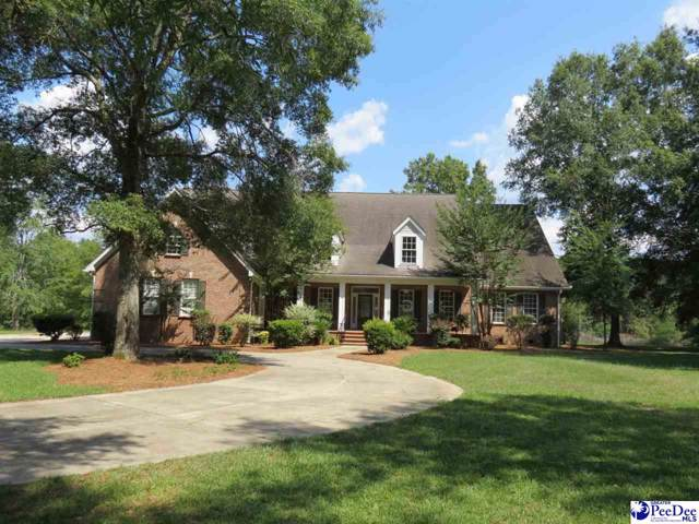 3549 Woodlake Drive, Florence, SC 29506 (MLS #20192541) :: Coldwell Banker McMillan and Associates