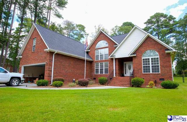 205 Green Drive, Darlington, SC 29532 (MLS #20193221) :: Coldwell Banker McMillan and Associates