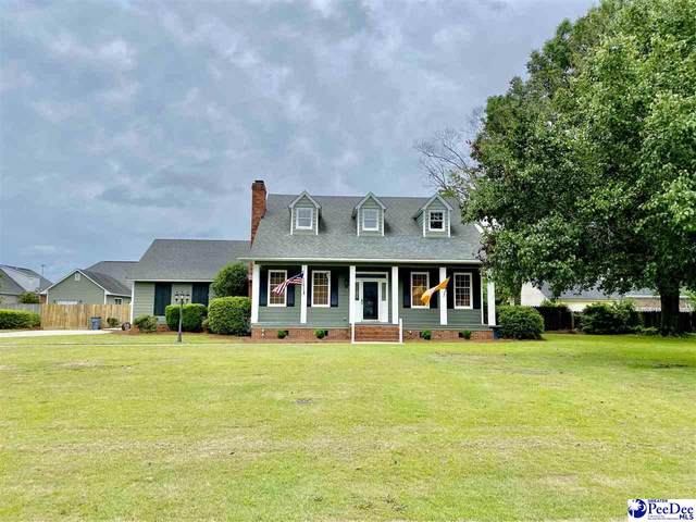 831 Smith Dr, Florence, SC 29501 (MLS #20201700) :: RE/MAX Professionals
