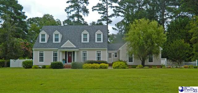 2681 Ascot Drive, Florence, SC 29501 (MLS #20202170) :: Coldwell Banker McMillan and Associates