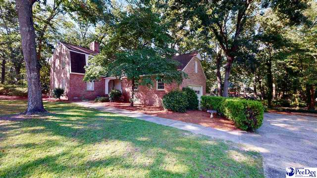 325 Oakdale Drive, Hartsville, SC 29550 (MLS #20202383) :: Coldwell Banker McMillan and Associates