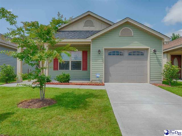 2145 Harbour Lane, Florence, SC 29505 (MLS #20202543) :: Coldwell Banker McMillan and Associates