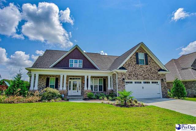 4129 Conner Drive, Florence, SC 29501 (MLS #20202656) :: Coldwell Banker McMillan and Associates