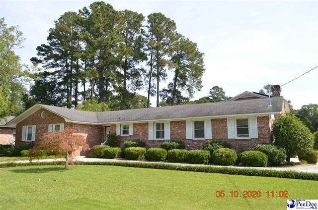 1024 Woodstone Drive, Florence, SC 29501 (MLS #20202992) :: Coldwell Banker McMillan and Associates