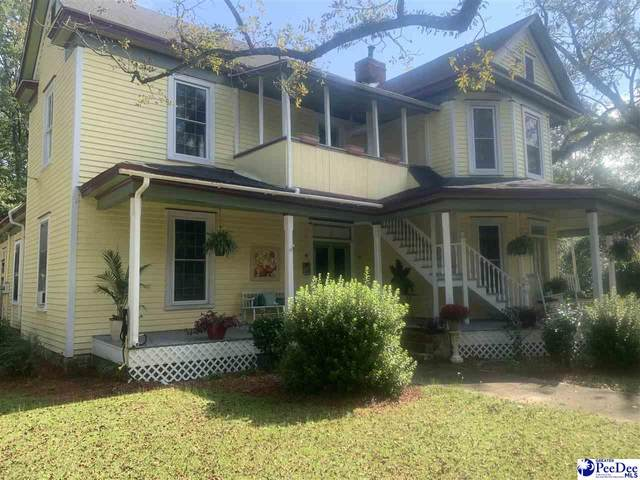 115 South Everette Street, Bennettsville, SC 29512 (MLS #20203294) :: Coldwell Banker McMillan and Associates