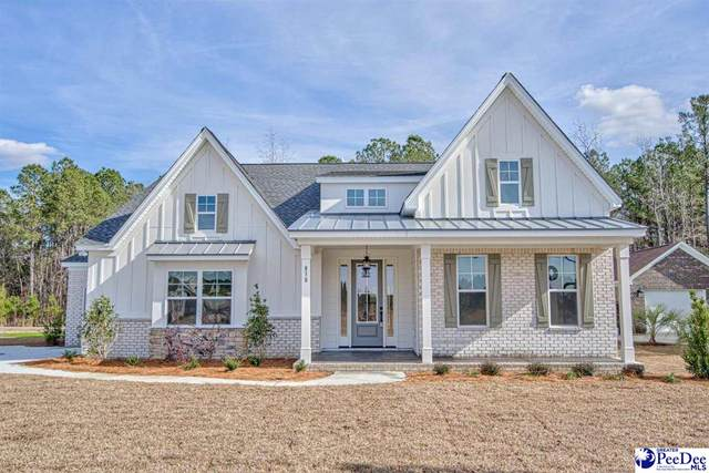 838 Bellemeade Circle, Florence, SC 29501 (MLS #20203493) :: The Latimore Group