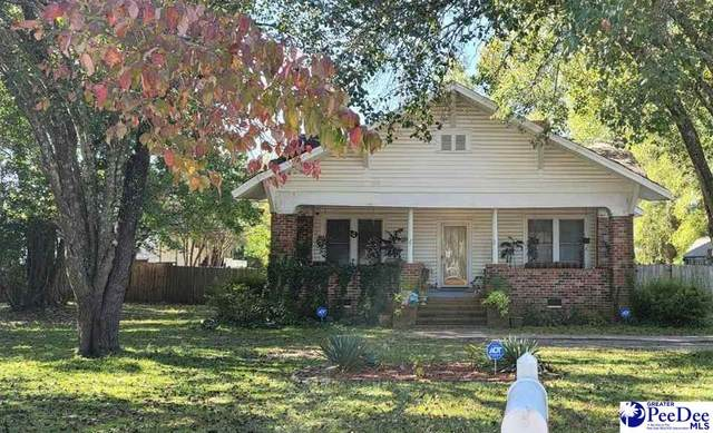 208 S Keith St, Timmonsville, SC 29161 (MLS #20203536) :: Crosson and Co