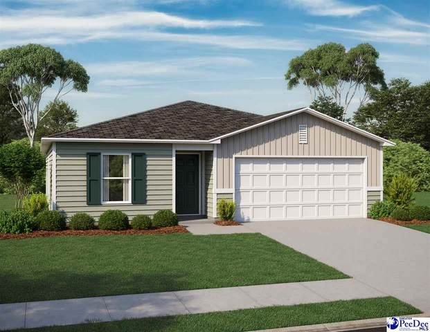 718 Twin Oaks Circle, Lake City, SC 29506 (MLS #20203945) :: Crosson and Co