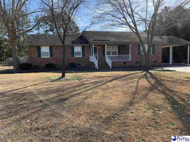 503 Springview Drive, Darlington, SC 29532 (MLS #20204010) :: Crosson and Co