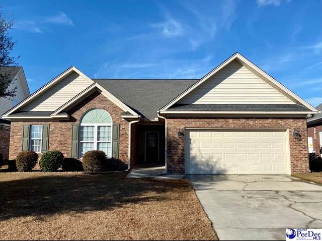 3605 Bromfield St, Florence, SC 29501 (MLS #20204060) :: Crosson and Co