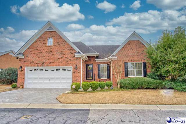 3061 Pointe Dr, Florence, SC 29501 (MLS #20210103) :: Crosson and Co