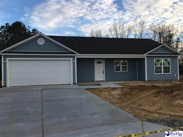 3036 Colton Drive, Florence, SC 29506 (MLS #20210245) :: Crosson and Co