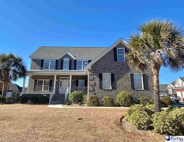 4126 Rodanthe Circle, Florence, SC 29501 (MLS #20210254) :: Crosson and Co