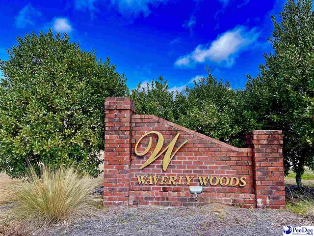 tbd Waverly Woods Subdivision Phase 2&3, Florence, SC 29505 (MLS #20210472) :: Crosson and Co