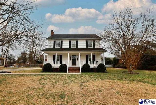 4105 Farmwood, Florence, SC 29501 (MLS #20210506) :: Crosson and Co