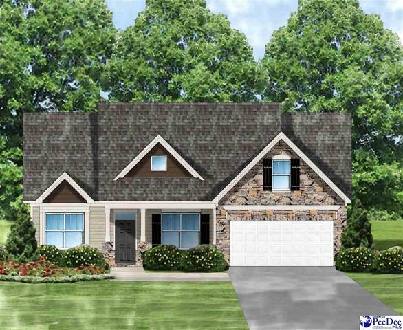 1121 Grove Blvd, Florence, SC 29501 (MLS #20210512) :: Crosson and Co