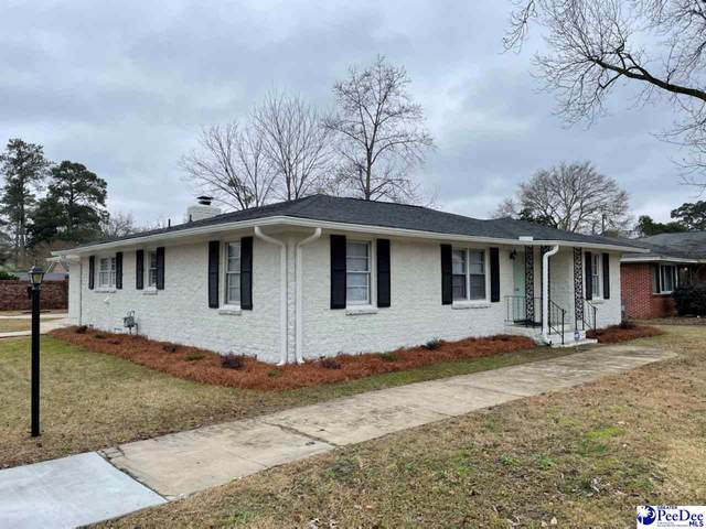 1100 Second Loop, Florence, SC 29501 (MLS #20210515) :: Crosson and Co