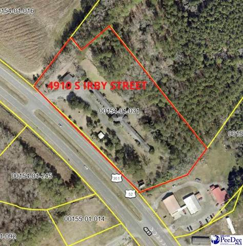 4910 S Irby, Effingham, SC 29541 (MLS #20210550) :: Crosson and Co