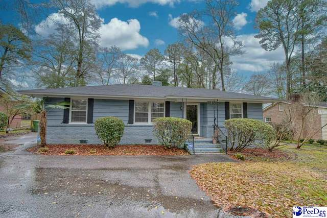 1006 S Edisto Drive, Florence, SC 29501 (MLS #20210561) :: Crosson and Co