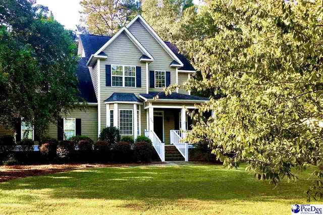 4104 Byrnes Boulevard, Florence, SC 29506 (MLS #20210679) :: The Latimore Group