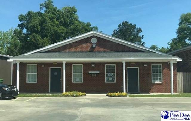 903 W Evans, Florence, SC 29501 (MLS #20210696) :: Crosson and Co
