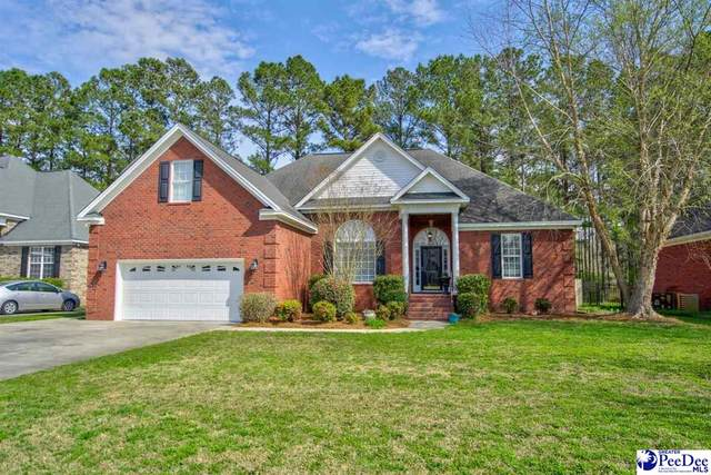 1004 Roda Drive, Florence, SC 29501 (MLS #20210812) :: Crosson and Co