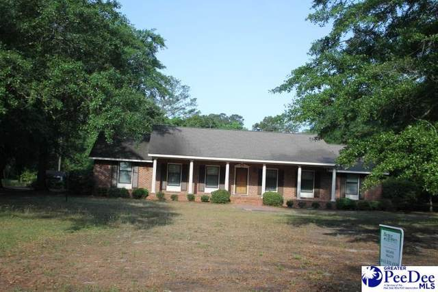 820 Tema Rd, Hartsville, SC 29550 (MLS #20211104) :: Crosson and Co