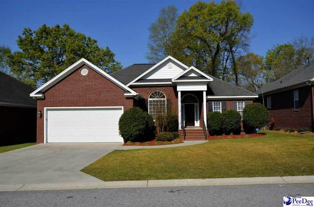 1855 Wax Myrtle Dr, Florence, SC 29501 (MLS #20211143) :: Crosson and Co