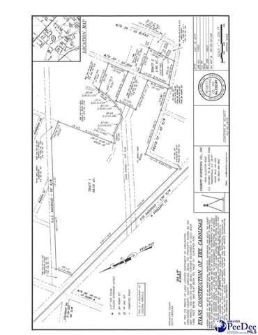 TBD Phillips Street, Darlington, SC 29532 (MLS #20211174) :: Crosson and Co