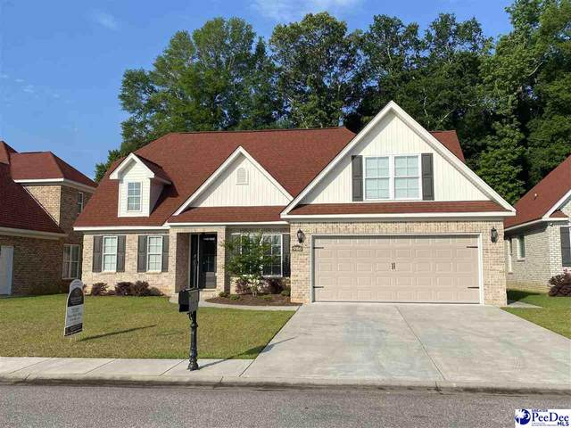 986 Via Salvatore, Florence, SC 29501 (MLS #20211416) :: Crosson and Co